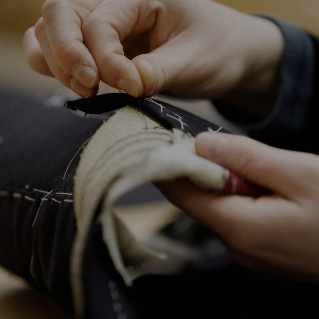 hand-tailored