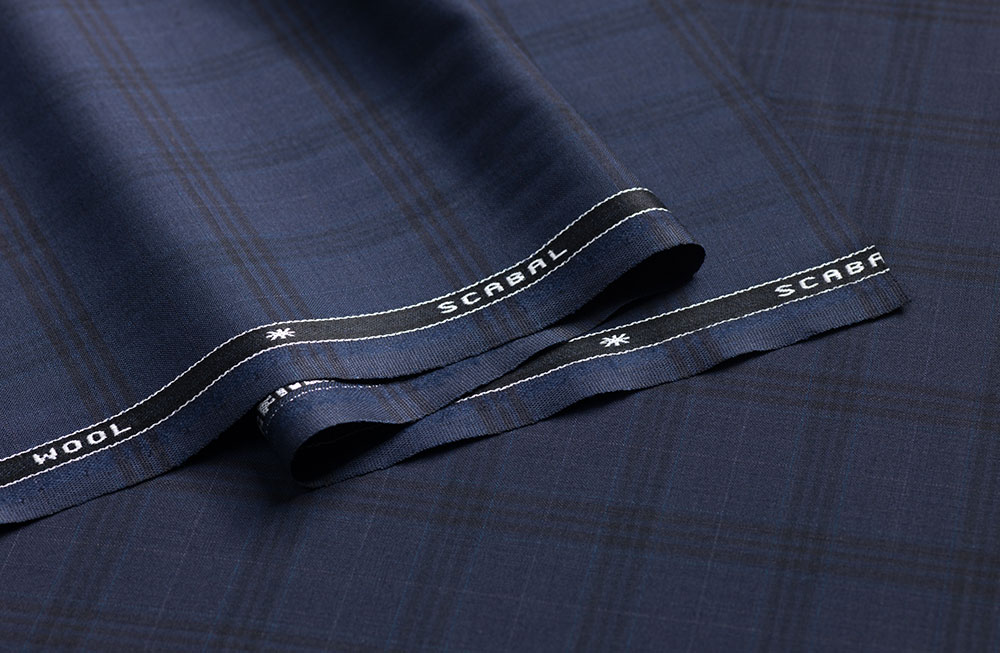 Scabal-Fabric-Silver-Ghost