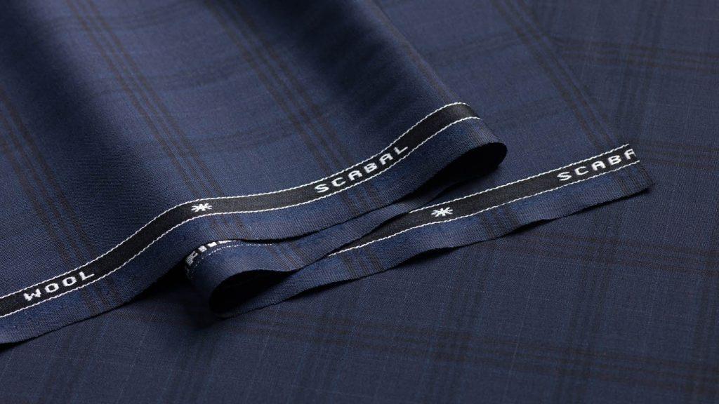 Spring suit fabrics