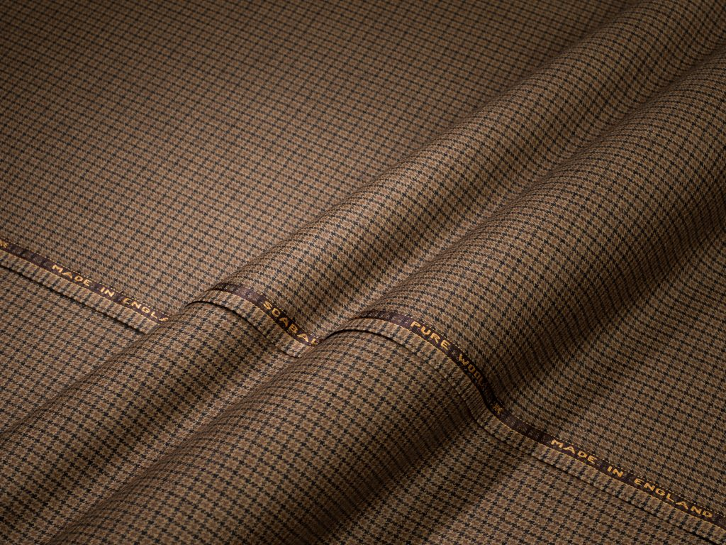 Scabal, finest tailored suits and luxury fabric from England